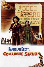 Film Stanice Komančů (Comanche Station) 1960 online ke shlédnutí
