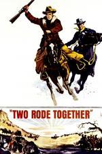 Film Dva jeli spolu (Two Rode Together) 1961 online ke shlédnutí