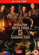 Film Operace Delta Force 5: Exploze (Operation Delta Force 5: Random Fire) 2000 online ke shlédnutí