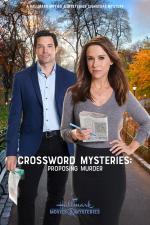 Film Tajemné křížovky: Návrh na vraždu (Crossword Mysteries: Proposing Murder) 2019 online ke shlédnutí