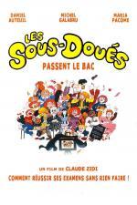Film Nenapravitelní (Les Sous-doués) 1980 online ke shlédnutí