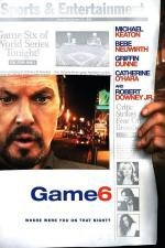 Film Šestý zápas (Game 6) 2005 online ke shlédnutí