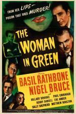 Film Dáma v zeleném (The Woman in Green) 1945 online ke shlédnutí