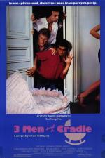 Film Tři muži a nemluvně (3 hommes et un couffin) 1985 online ke shlédnutí