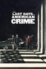 Film Konec zločinu v Americe (The Last Days of American Crime) 2020 online ke shlédnutí