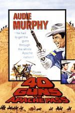 Film Průsmyk apačů (40 Guns to Apache Pass) 1967 online ke shlédnutí