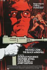 Film Okamžik vyzrazení (The Black Windmill) 1974 online ke shlédnutí
