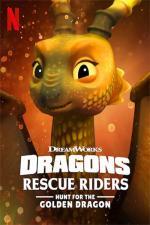 Film Dračí záchranáři: Hon za zlatou dračicí (Dragons: Rescue Riders: Hunt for the Golden Dragon) 2020 online ke shlédnutí