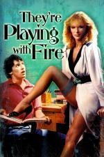 Film Hra s ohněm (They're Playing with Fire) 1984 online ke shlédnutí