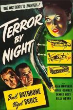 Film Strach v nočním vlaku (Terror by Night) 1946 online ke shlédnutí