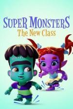 Film Superpříšerky: Nová třída (Super Monsters: The New Class) 2020 online ke shlédnutí