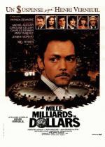 Film Tisíc miliard dolarů (Mille milliards de dollars) 1982 online ke shlédnutí