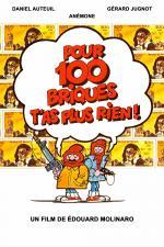 Film Prachy v prachu (Pour 100 briques t'as plus rien...) 1982 online ke shlédnutí