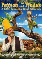 Film Findus: Kocourek Fiškus (Pettersson und Findus - Kleiner Quälgeist, große Freundschaft) 2014 online ke shlédnutí