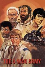Film Armáda pěti mužů (Un esercito di 5 uomini) 1969 online ke shlédnutí