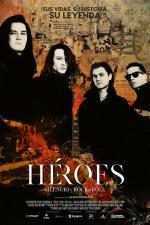 Film Heroes. Silencio y Rock & Roll (Heroes. Silencio y Rock & Roll) 2021 online ke shlédnutí