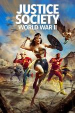 Film Justice Society: World War II (Justice Society: World War II) 2021 online ke shlédnutí