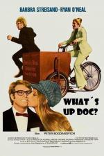 Film Co dál, doktore? (What's Up, Doc?) 1972 online ke shlédnutí