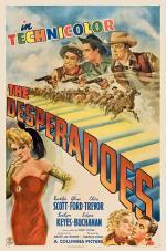 Film Desperáti (The Desperadoes) 1943 online ke shlédnutí