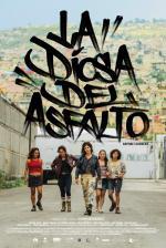 Film La diosa del asfalto (Asphalt Goddess) 2020 online ke shlédnutí