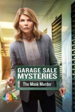 Film Zaprášená tajemství: Posmrtná maska (Garage Sale Mystery: The Mask Murder) 2018 online ke shlédnutí