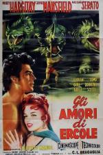 Film Gli amori di Ercole (Hercules vs. the Hydra) 1960 online ke shlédnutí