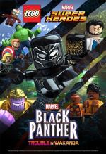 Film LEGO Marvel Super Heroes: Black Panther - Trouble in Wakanda (LEGO Marvel Super Heroes: Black Panther - Trouble in Wakanda) 2018 online ke shlédnutí