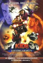 Film Spy Kids 3-D: Game Over (Spy Kids 3-D: Game Over) 2003 online ke shlédnutí