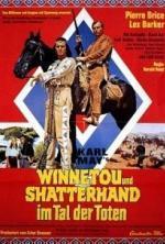 Film Vinnetou a Old Shatterhand v údolí smrti (In the Valley of Death) 1968 online ke shlédnutí