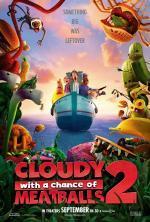 Film Zataženo, občas trakaře 2 (Cloudy with a Chance of Meatballs 2) 2013 online ke shlédnutí