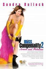 Film Slečna Drsňák 2: Ještě drsnější (Miss Congeniality 2: Armed and Fabulous) 2005 online ke shlédnutí