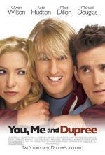 Film My dva a křen (You, Me and Dupree) 2006 online ke shlédnutí