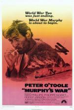 Film Murphyho válka (Murphy's War) 1971 online ke shlédnutí
