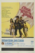 Film Uragán na Jamajce (A High Wind in Jamaica) 1965 online ke shlédnutí