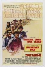 Film Mackennovo zlato (Mackenna's Gold) 1969 online ke shlédnutí