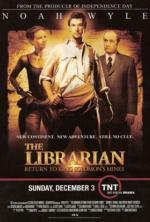 Film Flynn Carsen 2: Návrat do dolů krále Šalamouna (The Librarian: Return to King Solomon's Mines) 2006 online ke shlédnutí