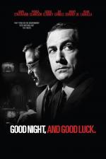 Film Dobrou noc a hodně štěstí (Good Night, and Good Luck) 2005 online ke shlédnutí