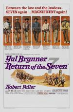 Film Návrat sedmi statečných (Return of the Seven) 1966 online ke shlédnutí
