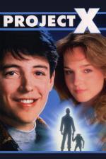 Film Projekt X (Project X) 1987 online ke shlédnutí