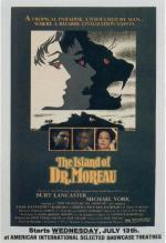 Film Ostrov doktora Moreaua (The Island of Dr. Moreau) 1977 online ke shlédnutí