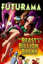 Film Futurama: Milion a jedno chapadlo (Futurama: The Beast with a Billion Backs) 2008 online ke shlédnutí