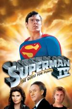 Film Superman 4 (Superman IV: The Quest for Peace) 1987 online ke shlédnutí