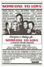 Film Mít někoho rád (Someone to Love) 1987 online ke shlédnutí