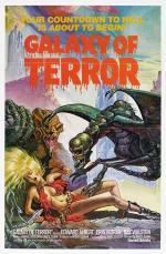 Film Galaxie teroru (Galaxy of Terror) 1981 online ke shlédnutí