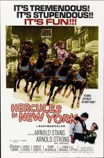 Film Herkules v New Yorku (Hercules in New York) 1969 online ke shlédnutí