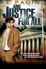 Film ...a spravedlnost pro všechny (...and justice for all.) 1979 online ke shlédnutí