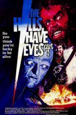 Film Kruté oči hor 2 (The Hills Have Eyes Part II) 1984 online ke shlédnutí
