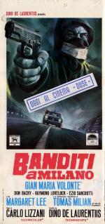 Film Bandité v Miláně (Bandits a Milan) 1968 online ke shlédnutí