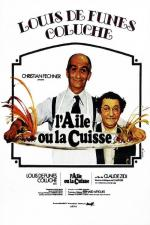 Film Křidýlko nebo stehýnko (L'aile ou la cuisse) 1976 online ke shlédnutí
