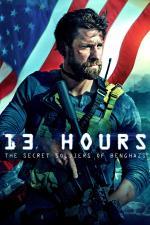 Film 13 hodin: Tajní vojáci z Benghází (13 Hours: The Secret Soldiers of Benghazi) 2016 online ke shlédnutí